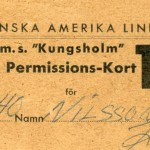 Permision card nr12