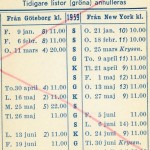 Timetable no50 1959