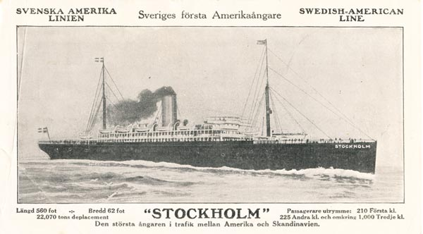 Advertising Card autumn 1915