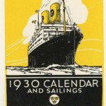 Calendar 1930