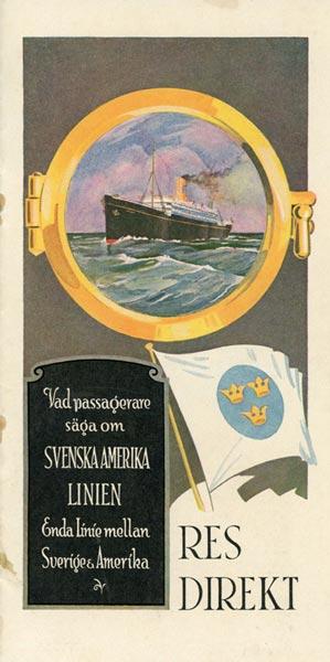 Vad passagerare säga om SAL 1924