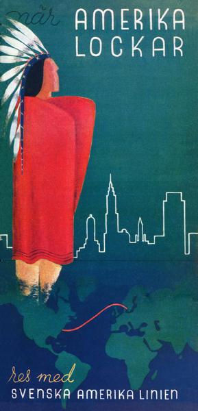 Brochure Amerika lockar 361014