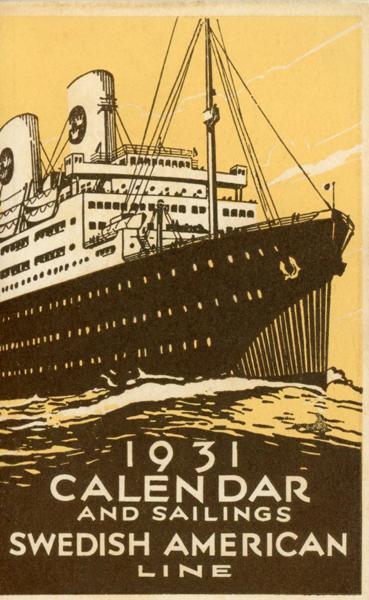 Calendar 1931