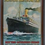 Poster Drottningholm 1925