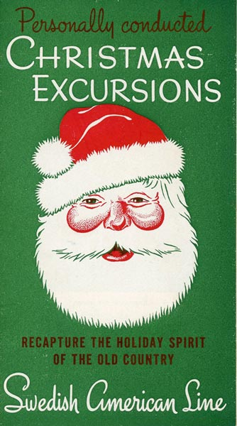 Brochure christmas excursions (no date)