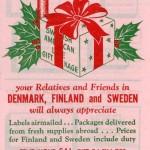 Brochure Christmas gift 1952