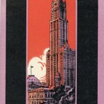 Brochure Turistresor i Amerika 1925