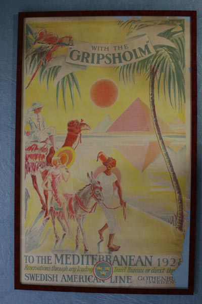 Poster cruise 1928