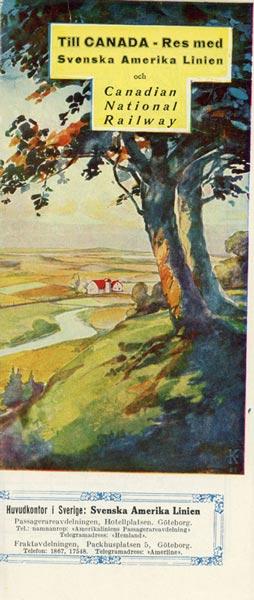 Till Canada 1930's