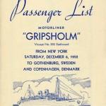 Passenger list 521206 NY-Gbg