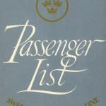 Passenger list 530227 Gbg-NY