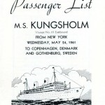 Passenger list 610524 NY-Gbg