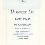 Passenger list 620908 Gbg-NY