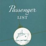 Passenger list 700618 Gbg-NY