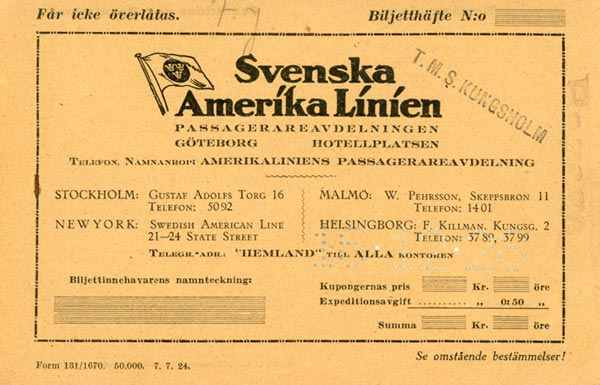 Ticket Booklet 281216