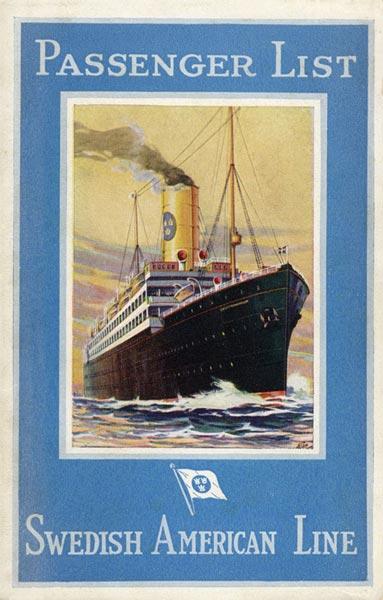 Passenger list 290528 NY-Gbg