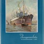Passenger list 320801 Gbg-NY