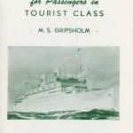 Information Tourist class 1949