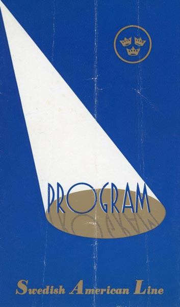 Program Farewell concert 651010