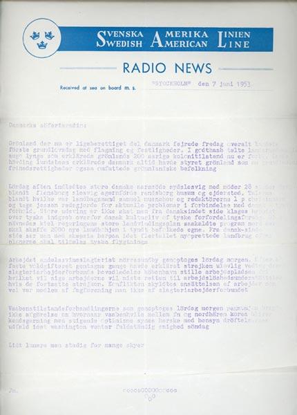 Radio news 530607