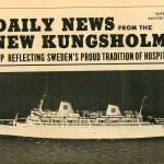 Daily news from the new Kungsholm 1966