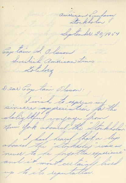 Letter 540920