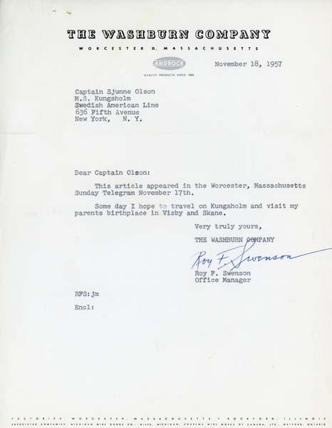 Letter 571118