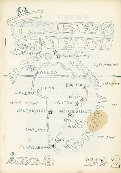 Crews news nr 2 661101