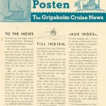 Gripsholms Posten annual 3 nr 1 1934
