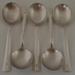 Cutlery spoons (4)