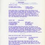 Recipe 1 1966
