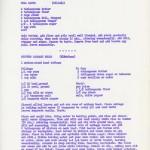 Recipe 2 1966