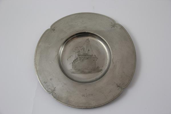 Tin plate 1936