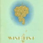 Wine list 1948