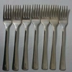 Cutlery forks (3)