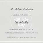 Invitation cocktail 1969 10