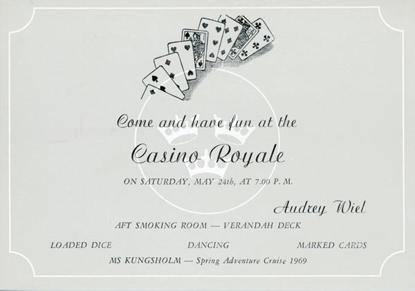 Invitation cocktail 1969 11