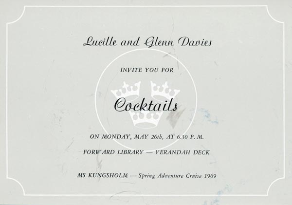 Invitation cocktail 1969 13