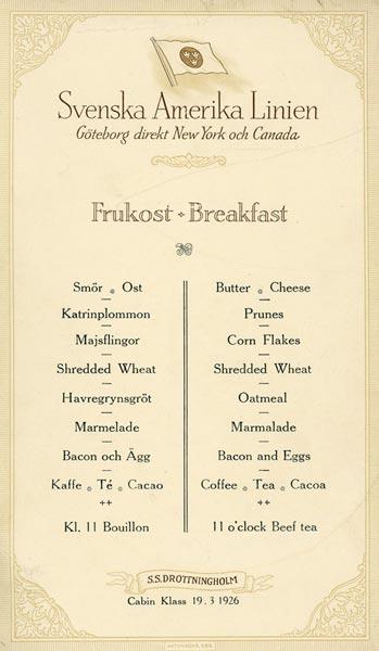 Meny frukost 260319